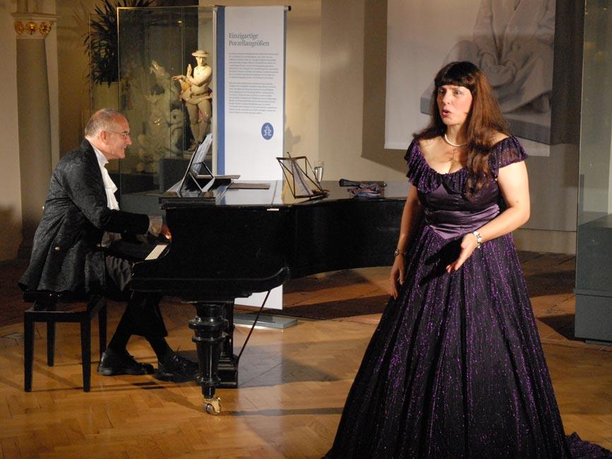 Barocke Lieder-Arien-Intermezzi - Duo ›con emozione‹