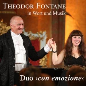 Fontane in Wort und Musik - Duo ›con emozione‹