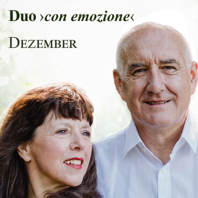 CD-Produktionen - Dezember - Duo ›con emozione‹