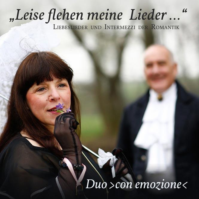 CD - Liebeslieder der Romantik - Duo ›con emozione‹