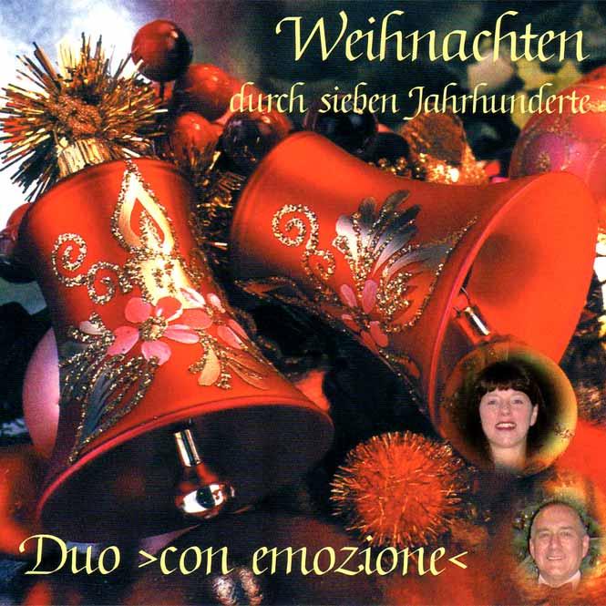 CD - Wünsche und Gedanken - Duo ›con emozione‹