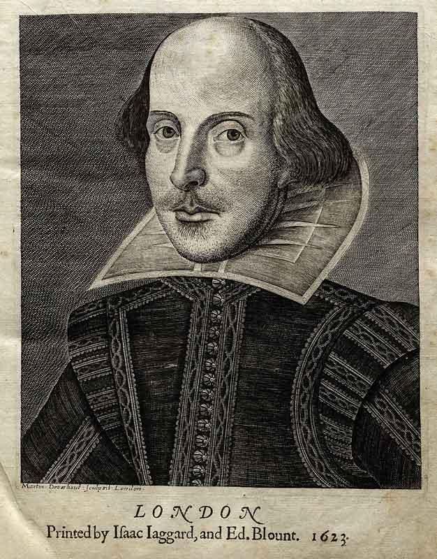 William Shakespeare - Lesung mit dem Duo ›con emozione‹