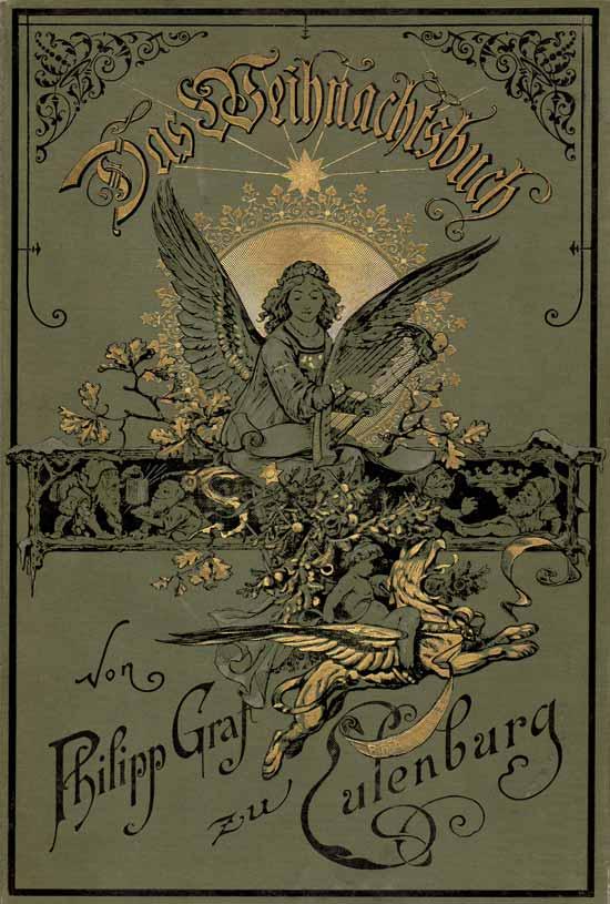 Weihnachtsbuch - Philipp zu Eulenburg