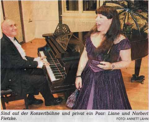 Schloss Paretz - Duo ›con emozione‹
