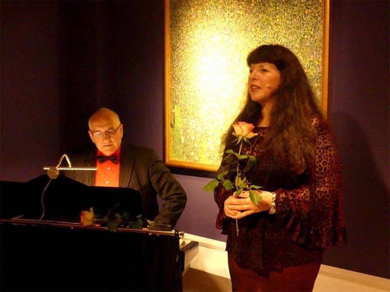 Duo con emozione - Steinfurth-Rosenmuseum